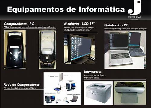 Equipamentos de Informatica