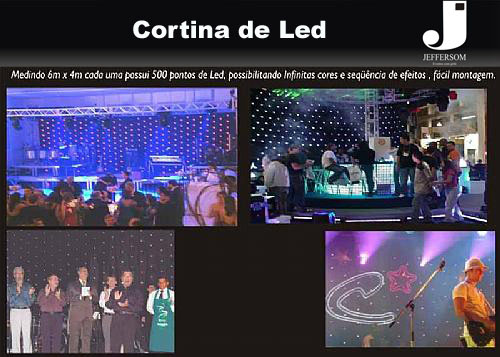 Led Cortina