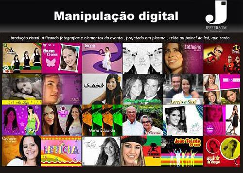 Manipulação Digital