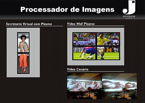 Processador de Imagens